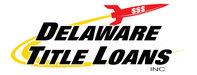 Delaware Title Loans, Inc Logo