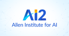 The Allen Institute for AI Logo