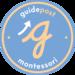 Guidepost Montessori at Folsom Logo